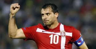 Happy 39th birthday to Dejan Stankovic -  Serbia\s all-time most capped player with 103 appearances!