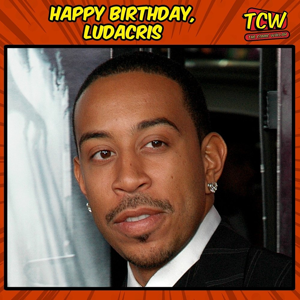 """My work is like my vacation, so in a way everyday is like a saturday\"" - Happy Birthday, Ludacris!"