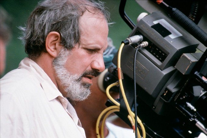 Happy birthday to Brian De Palma! One of my favorite directors of New Hollywood generation.
