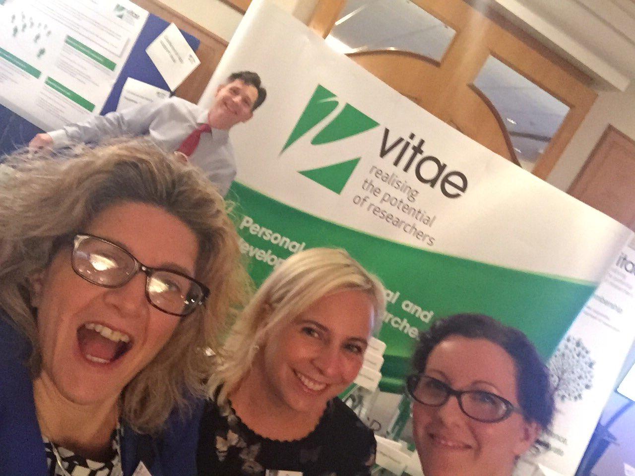 Thumbnail for Vitae Researcher Development International Conference 2017 #vitae17