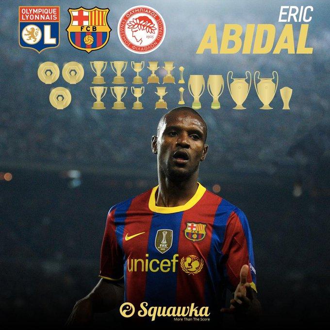 Happy Birthday King Eric Abidal