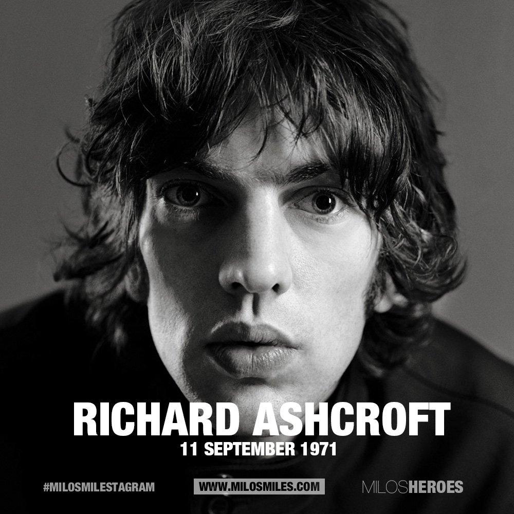 Happy Birthday Richard Ashcroft - The Verve (110971)