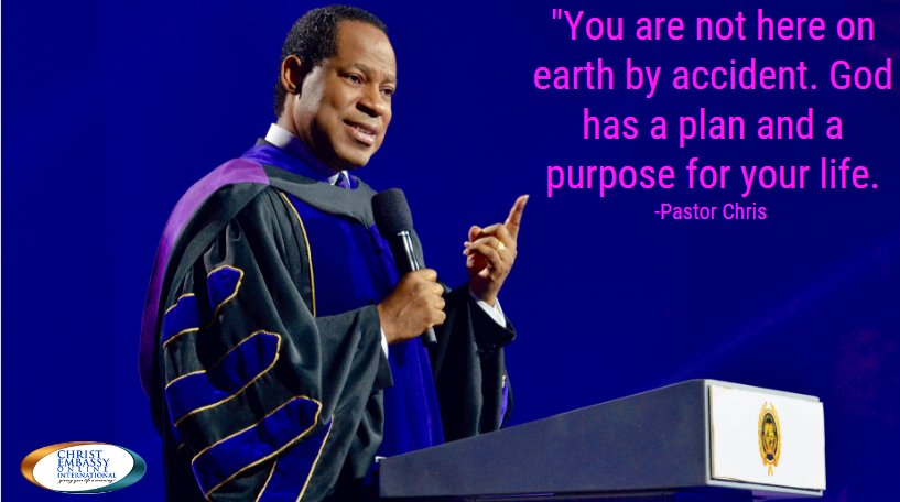 For a pastor chris online