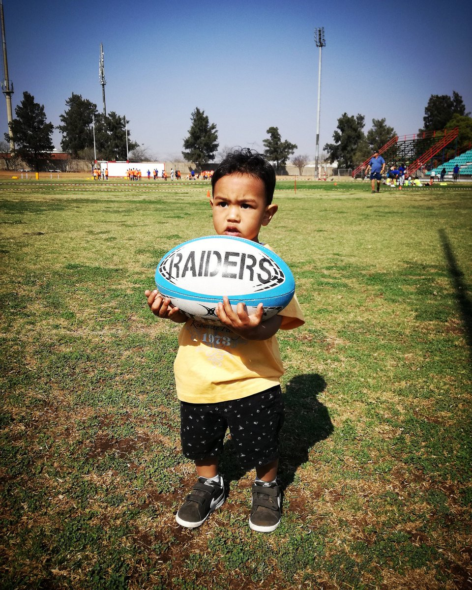 &quot;Producing The Springboks of Tomorrow.&quot; #Rugby #JuniorRugby <br>http://pic.twitter.com/81q95OE99R