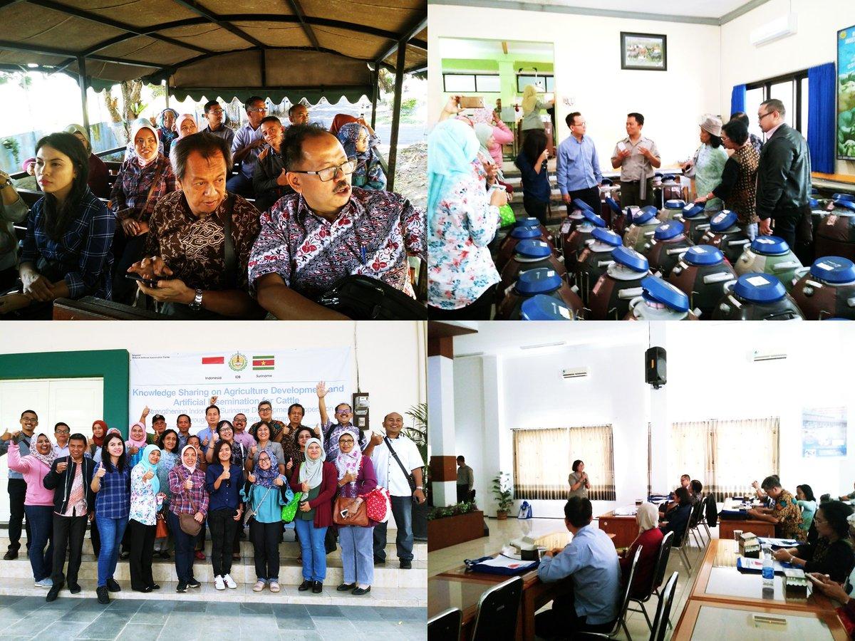 Kunjungan ke BBIB Singosari sebagai Penutup Acara ASEAN-China Workshop
