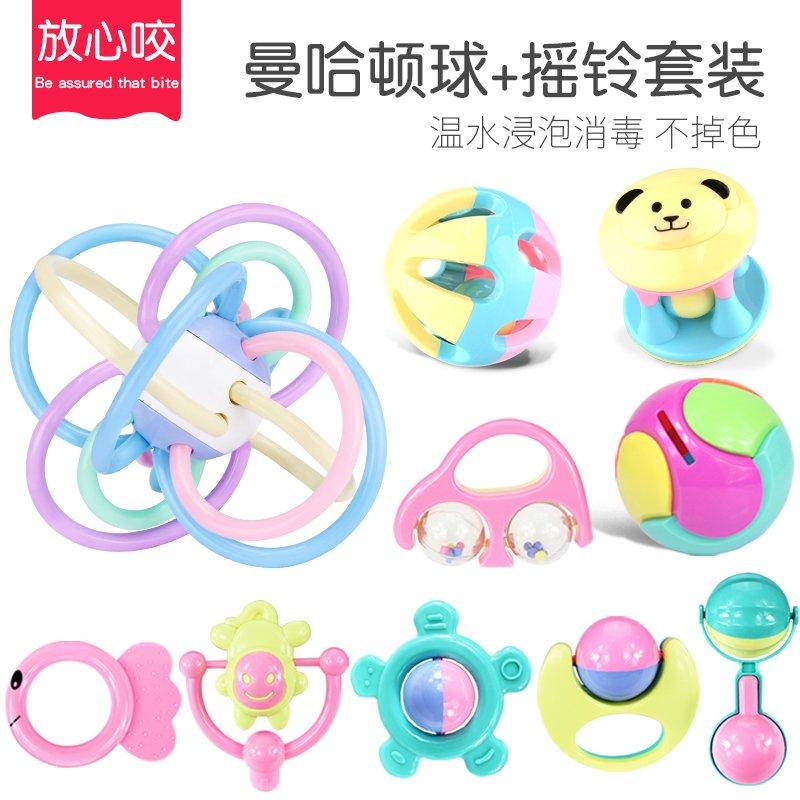 Игрушки для ребенка в 7 месяцев