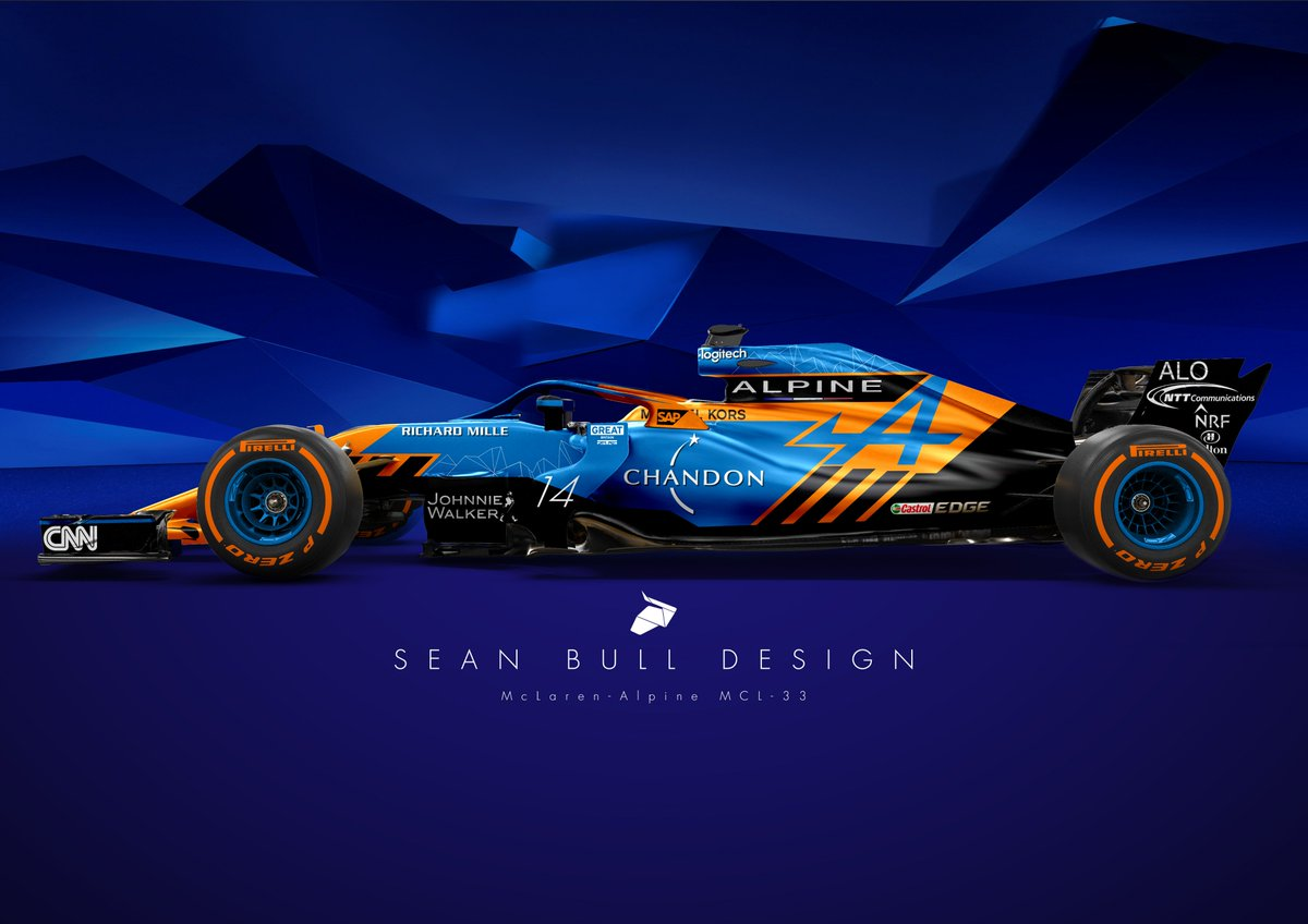 2018 renault alpine. plain alpine sean bull design on twitter  and 2018 renault alpine