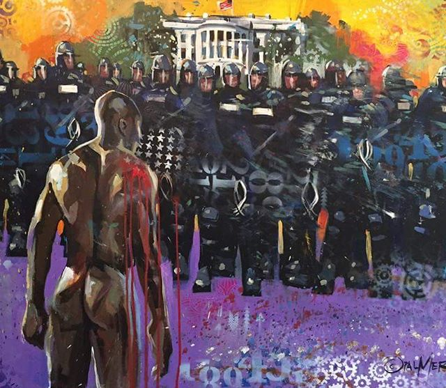 New Instagram Post:  http:// zpr.io/nUzfE  &nbsp;   - A work of art by Charly Palmer. #resist #socialactivism #socialjustice #blacklivesmatter  #prot<br>http://pic.twitter.com/U6n4bJczUO