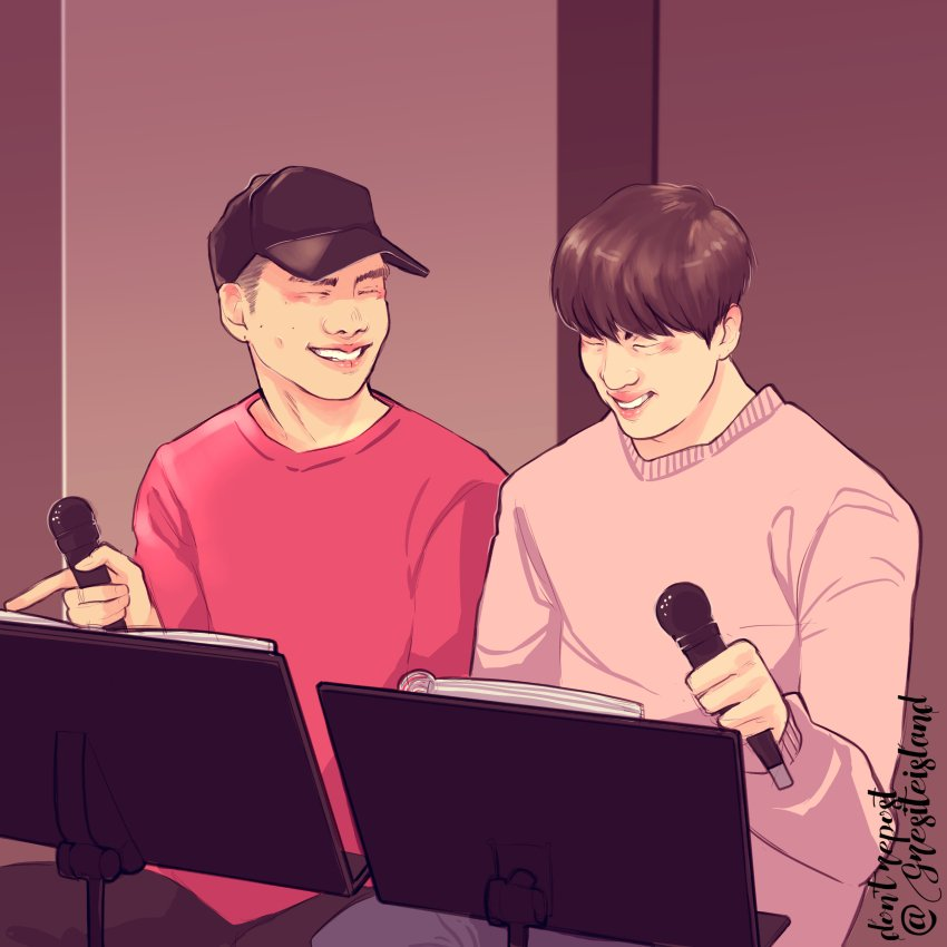 The sweetest boy  #HappyNamjoonDay #HappyJoonDay #HappyRMDay #ARTMYS_RMBD #랩몬스터 #김남준 #Namjoon #RAPMONSTER [Don't repost]pic.twitter.com/uEP3ALCJZP  by R ˟ ˟ · · · Taking it slowly 💛