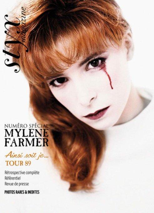 Happy Birthday Mylene Farmer
