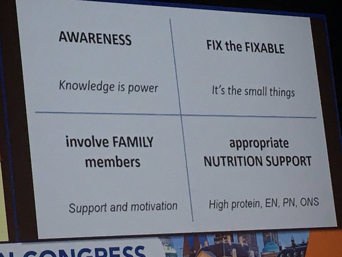 @danni_dietitian providing her usual high standard of presentation #ESPEN2017- including need for post ICU phase to ensure optimal outcomes <br>http://pic.twitter.com/BbjdYAenMo