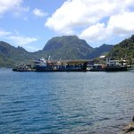 Pago Pago Harbor, Eastern District, Territory of American Samoa, Polynesia Region, Pacific Islands, Oceania