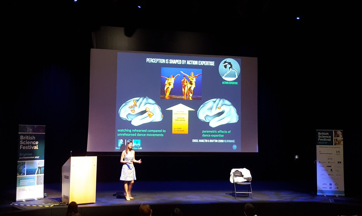 This is your @brain_on_dance: my post on Emily Cross&#39;s Award Lecture @BritishSciFest:  http:// bit.ly/2xVuw3B  &nbsp;   #neuroscience #bsf17 <br>http://pic.twitter.com/lox2axPMlM