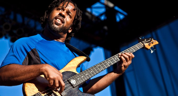 "HAPPY BIRTHDAY... VICTOR WOOTEN! ""THE LESSON\""."