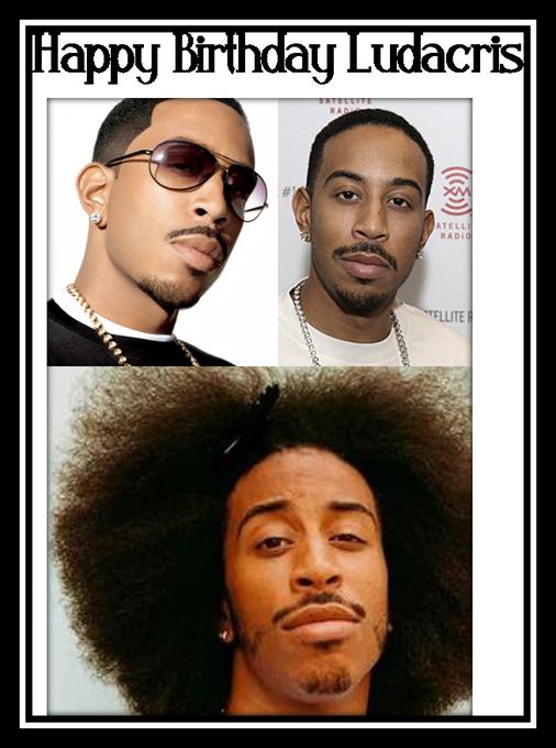Happy Birthday Ludacris