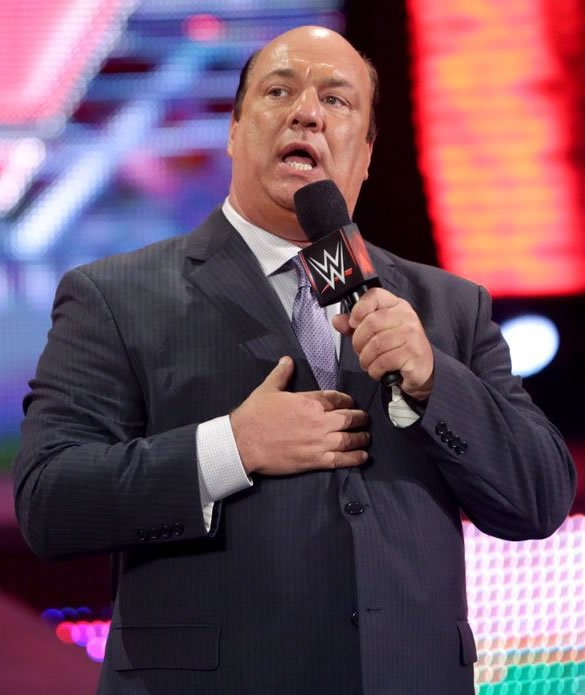 Happy Birthday Paul Heyman