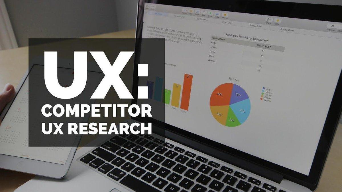 设计技能 - UX 设计中怎么分析竞品,第一部分:竞品研究。老外写的竞品分析技巧,朴实,没那么多不可描述的黑魔法 // UX Competitive Analysis: Researching Your Competitors https://t.co/kJh6gJtfv0 https://t.co/WmJu3rVDj6 1