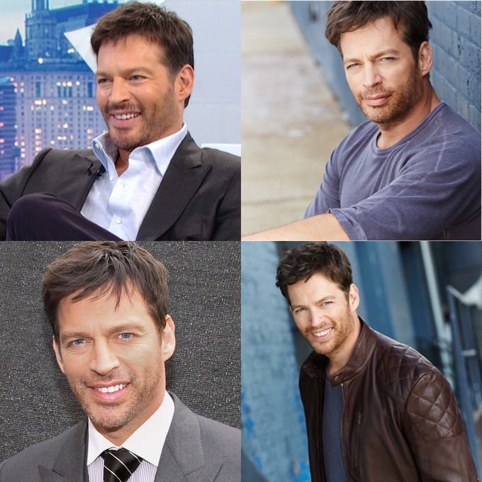 Happy 50 birthday to Harry Connick Jr . Hope that he has a wonderful birthday.