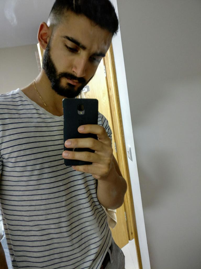 Looking beards