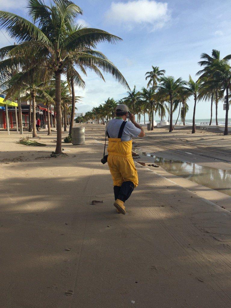 Lauderdale beach