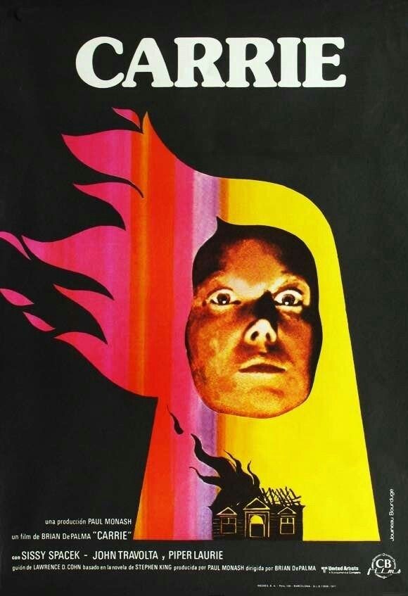 Happy Birthday, Brian De Palma -- Carrie (1976) Sissy Spacek
