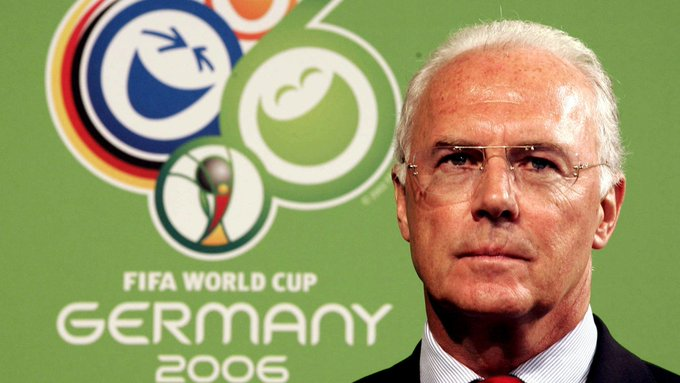 September 11, 1945    Franz Beckenbauer  Happy Birthday