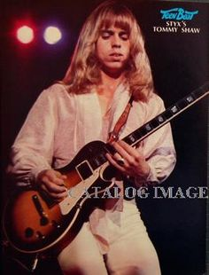 Tommy Shaw is64years old today. He was born on 11 September 1953 Happy birthday Tommy!