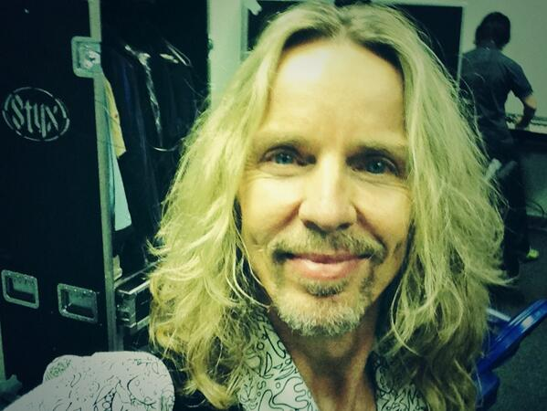 A Big BOSS Happy Birthday today to Tommy Shaw today from all of us at Boss Boss Radio!