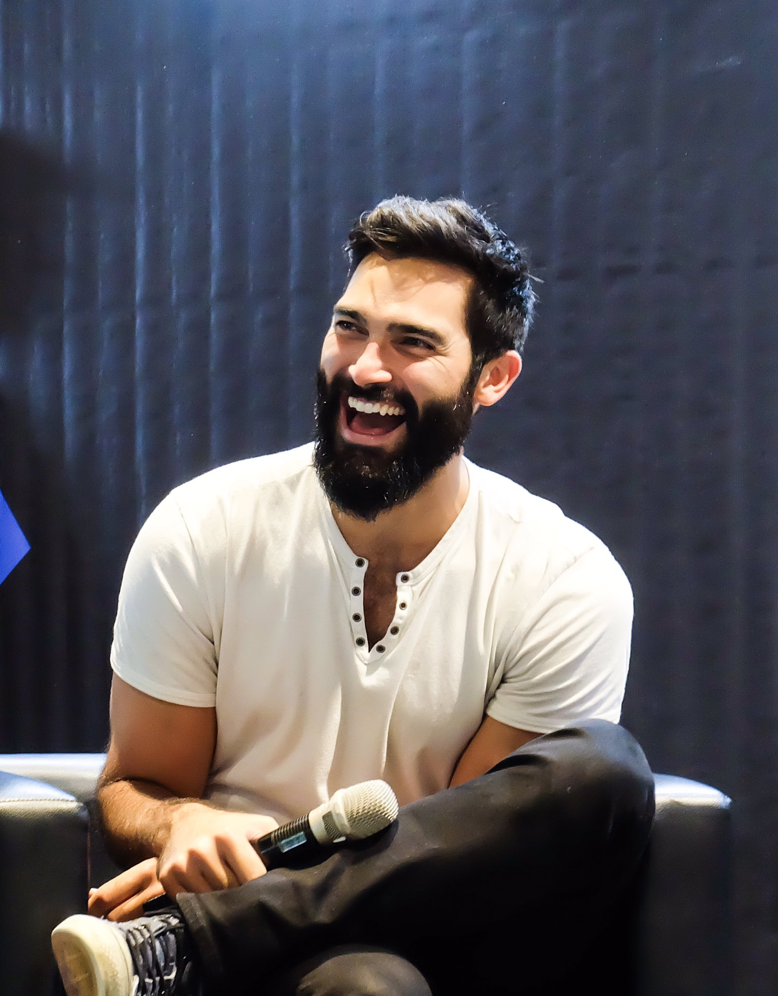 Happy birthday, Tyler Hoechlin! You mean the world to me, I love you so much!