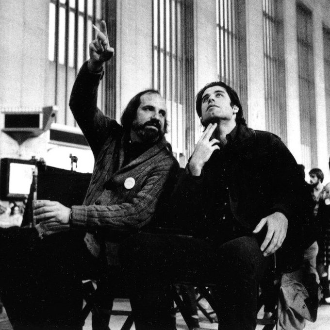 Happy birthday Brian De Palma  You sick son-of-a-surgeon you