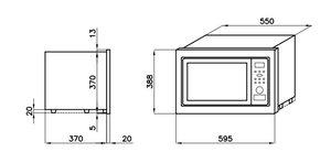 Микроволновая печь lg mh 6346qm инструкция