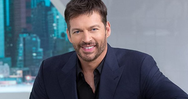 Happy 50th birthday to Harry Connick Jr. today!
