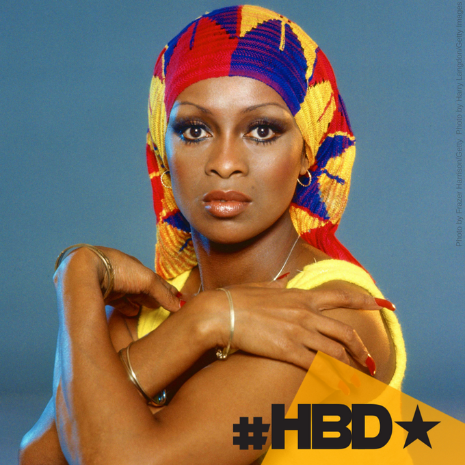 "Happy 75th Birthday to Lola Falana, dancer/singer & ""The Queen of Las Vegas\""!"