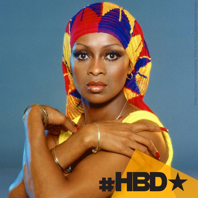 "Happy 75th Birthday to Lola Falana, dancer/singer & \""The Queen of Las Vegas\""!"