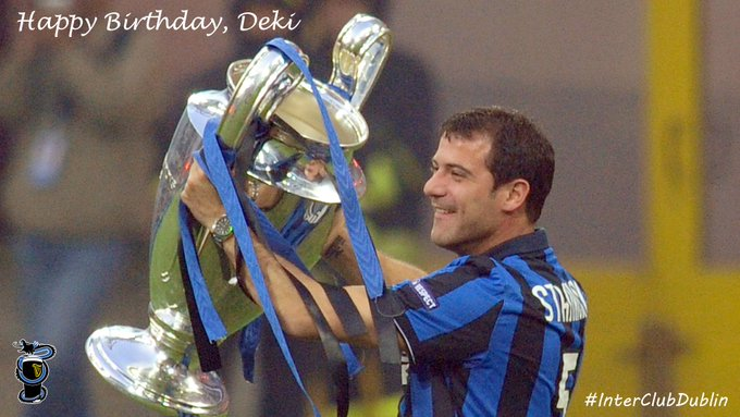 Happy Birthday to Dejan Stankovic. Interista forever! iiiiiiiLLLLL DRAAAAAGOOO!