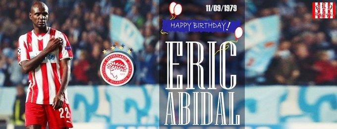 Happy birthday Eric Abidal! abida