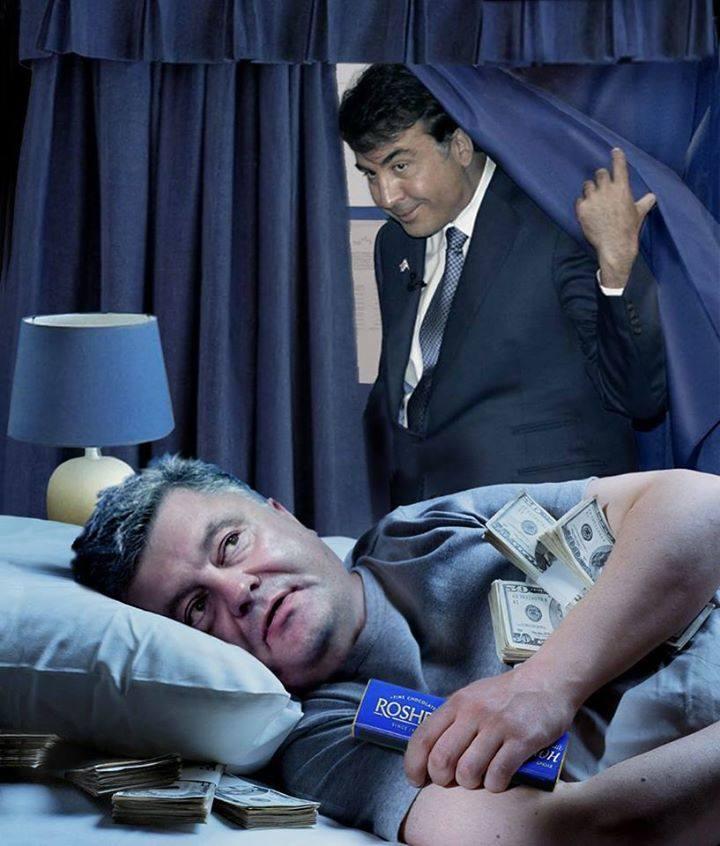 """Саакашвили подписал протокол об ознакомлении с правами и об админнарушении: """"Я уважаю пограничников и готов пройти все процедуры"""" - Цензор.НЕТ 3516"""