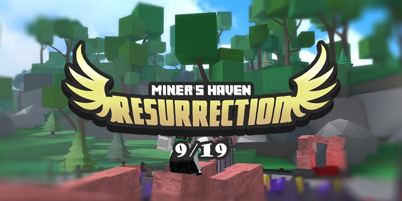Andrew Bereza On Twitter Miners Haven Resurrection Releases On