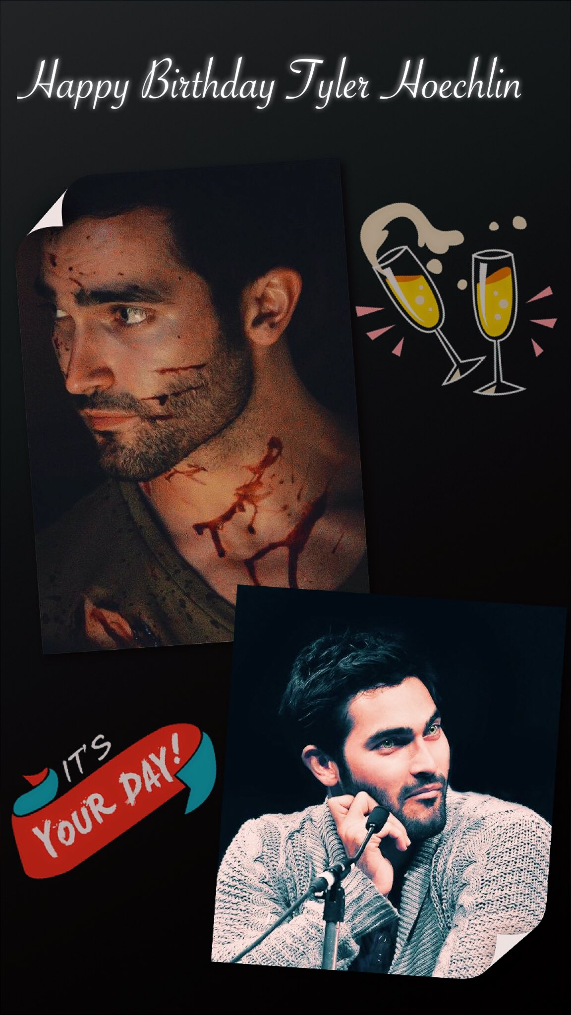 Happy Birthday Tyler Hoechlin !!