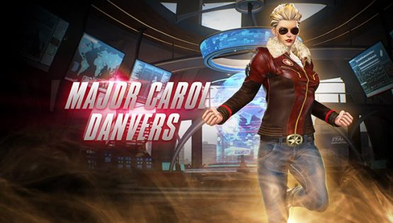 PS4 owners will exclusively get to use Carol Danvers in #MarvelvsCapco...