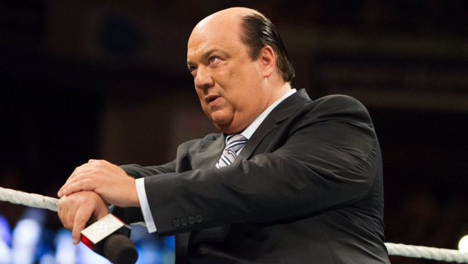 Ladies and gentlemen...his name is Paul Heyman, and today is his 52nd birthday - Happy Birthday Paul E.!