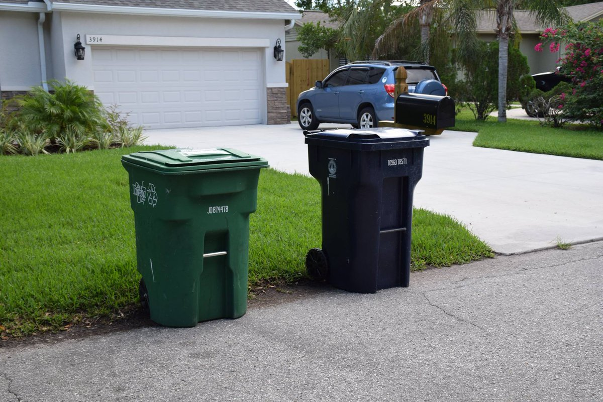 city of tampa on twitter solid waste collections will resume on