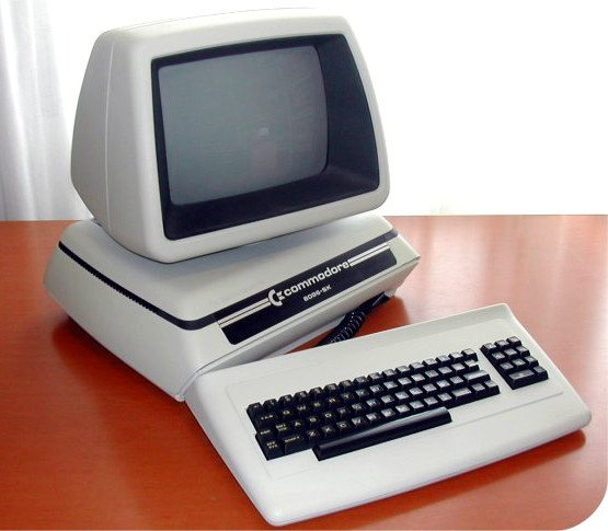 "Dominic Pajak on Twitter: ""Beautiful design: Commodore PET SK ..."