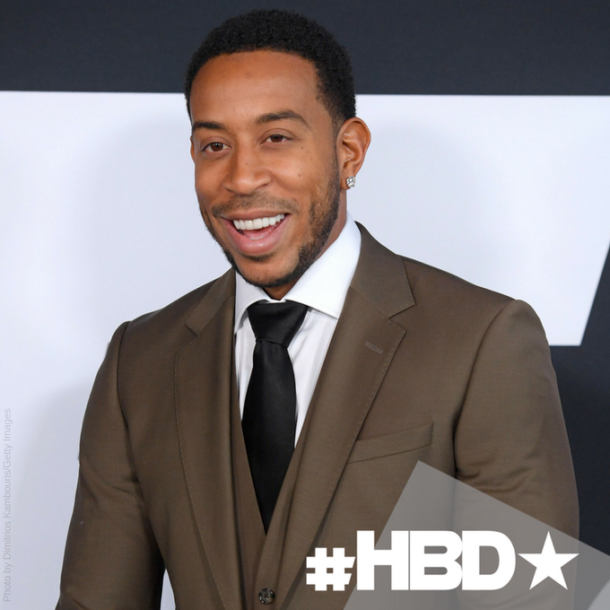 Help us wish Ludacris a happy birthday!