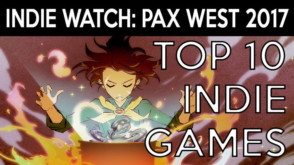 Here are @kimchica25&#39;s 10 favorite #indiegames played while at #PAXWest! Which one(s) would you want for #Utomik?  https:// buff.ly/2wSPhxt  &nbsp;  <br>http://pic.twitter.com/Zryd6MzRMY