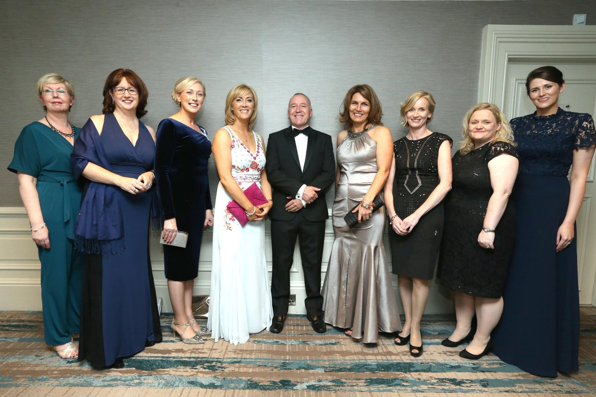 The WiSTEM2D Team attend the Chambers Ireland   Corporate Social Responsibility Awards #ThinkBigAtUL @SchoolOfEd_UL  @ChambersIreland<br>http://pic.twitter.com/crOE0QnyV0
