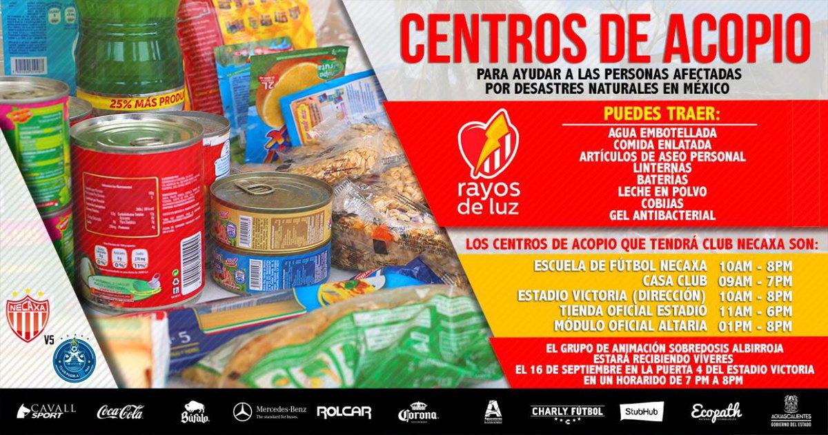 ¡Es momento de unirnos por nuestro México! ¡Tu ayuda es muy importante!   RayosDeLuz  FuerzaMéxico 🇲🇽 7a0f9fab282