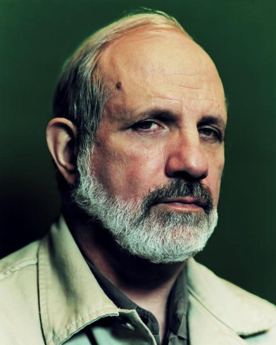 Happy 77th birthday to Brian De Palma