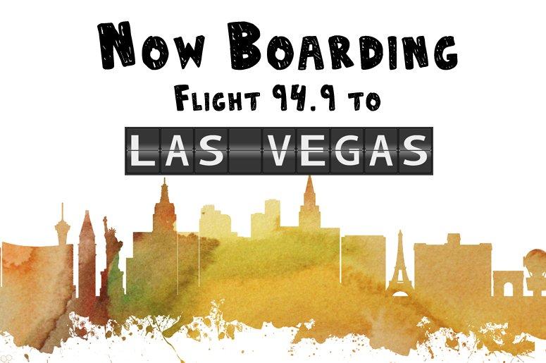 For flights to las vegas