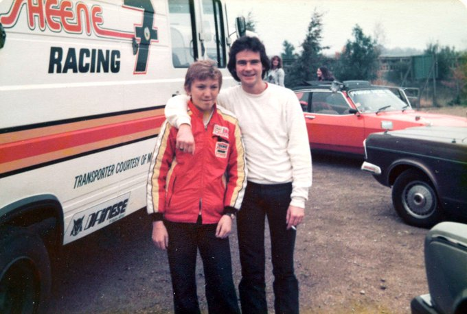 Happy birthday Barry Sheene & thank you for getting me addicted to motorsport, you top bloke!